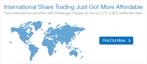 International Share Trading Just Got More Affordable