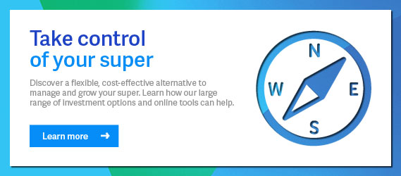 Take control of your super